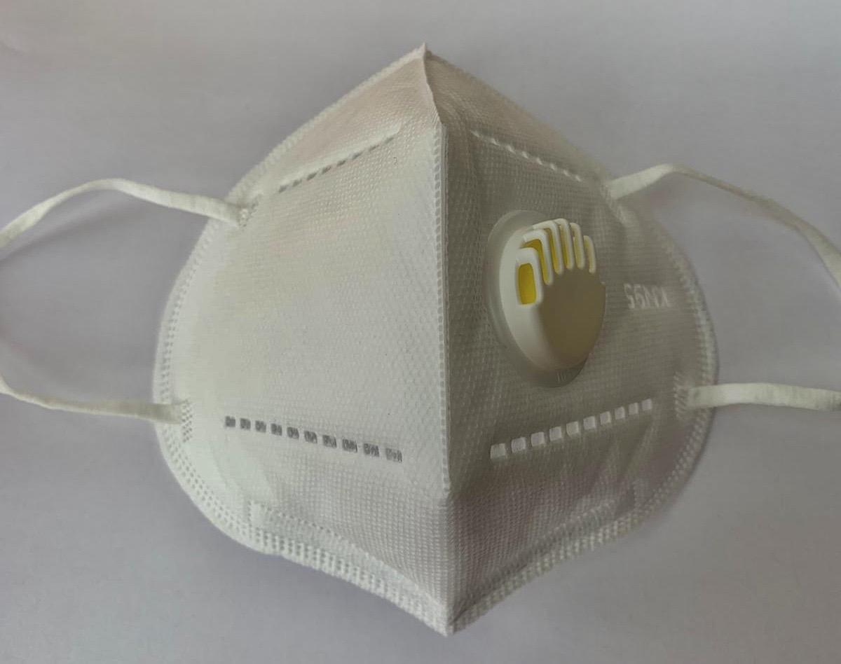 Respiratoriai FFP2/KN95