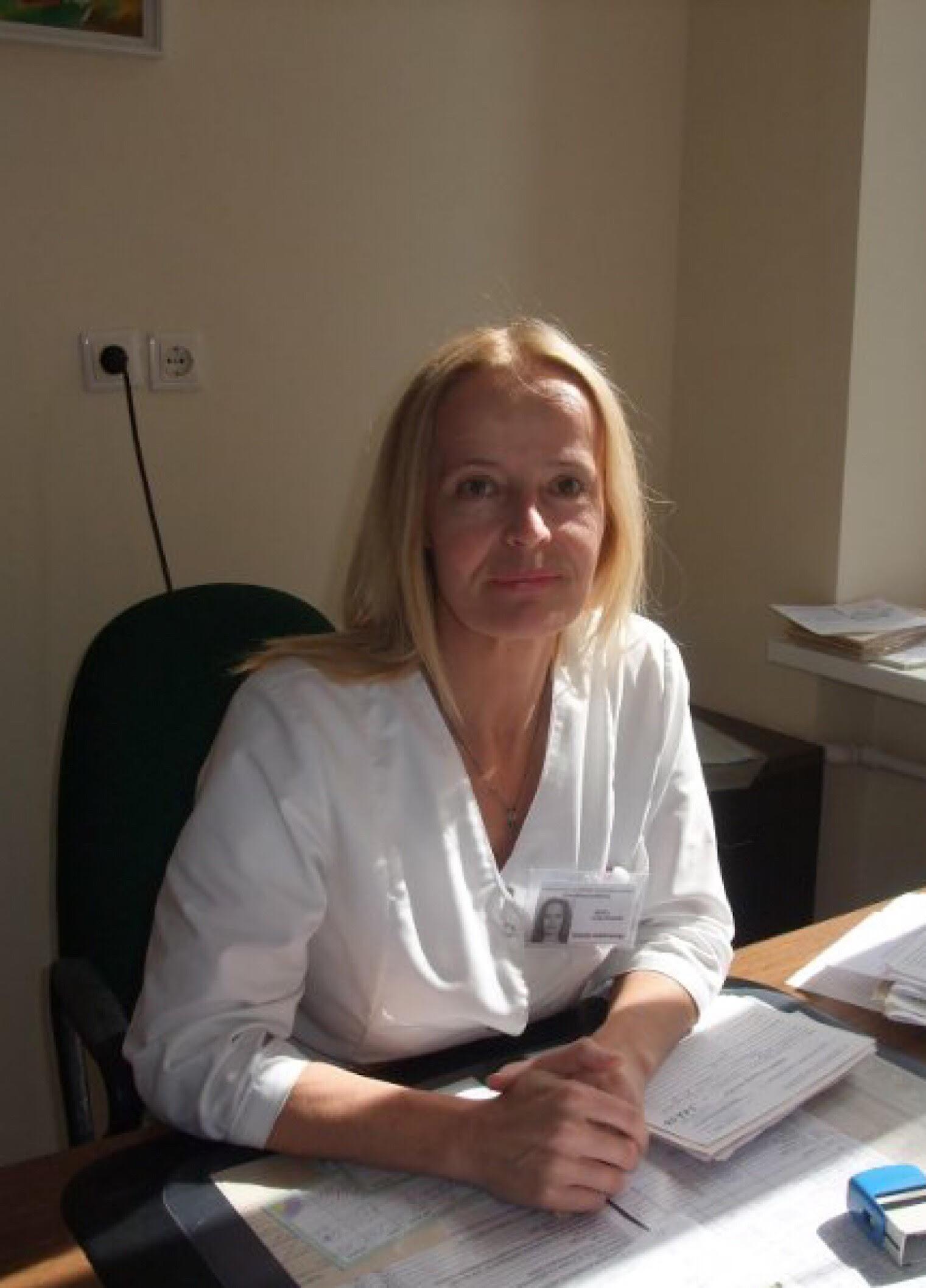Endokrinologės: Sigitos Gailiūnienės